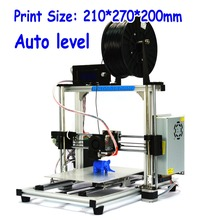 NEW! Auto Leveling 3D Printer  1.75mm Filament  Extruder 3d Printer HIC 3DP-12