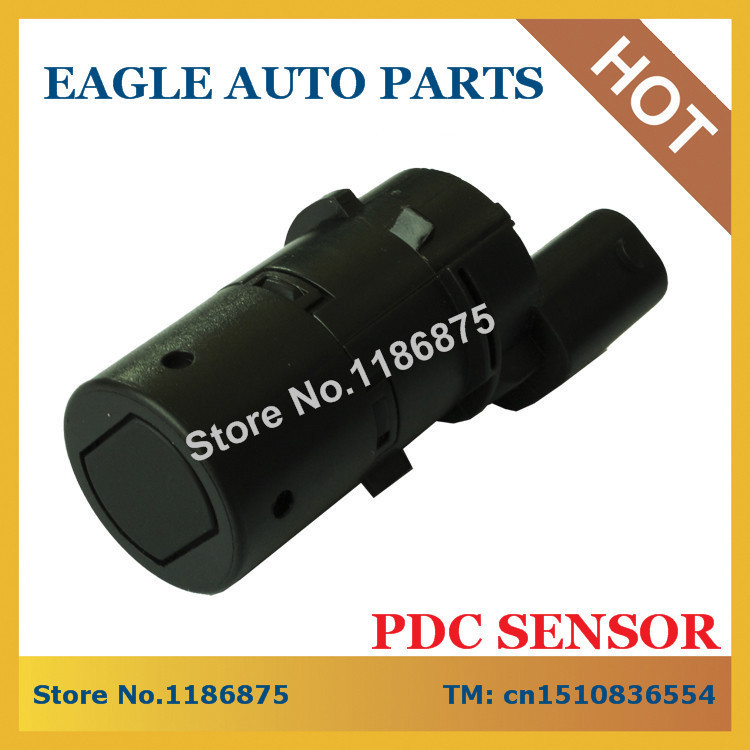 top quality auto car pdc parking sensor oem 9640968680 for citroen c3 c8 peugeot 807 back up. Black Bedroom Furniture Sets. Home Design Ideas