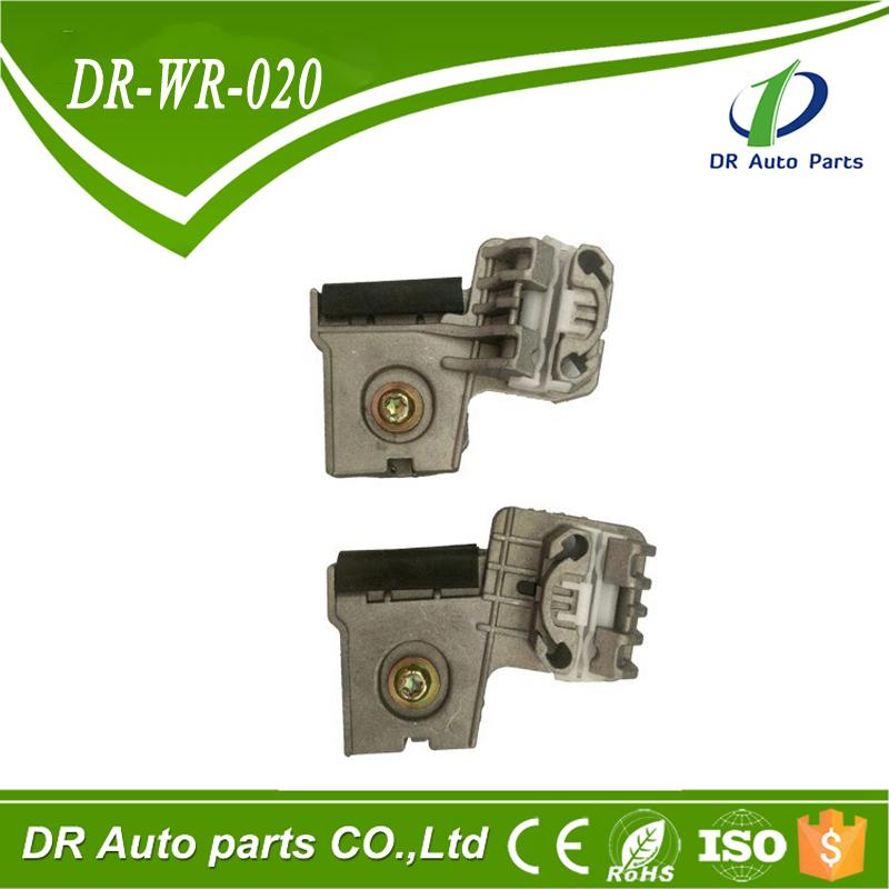 DR CAR PARTS CAR STYLING REPAIR KIT FOR VOLKSWAGEN MK4 GOLF BORA ELECTRIC WINDOW REGULATOR REPAIR CLIP FRONT RIGHT(China (Mainland))