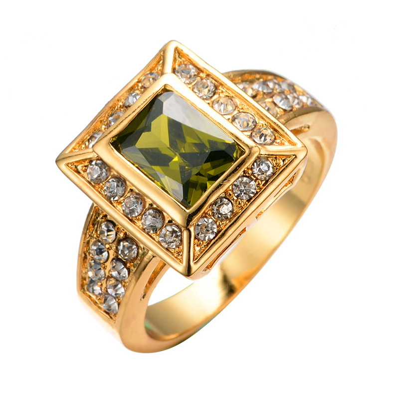 Casual Gold Rings For Men - 50th Wedding Anniversary Decorations Ideas