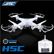 JJRC Upgraded H5C Headless Mode One Key Return RC Quadcopter With 2MP Camera RTF 2.4GHz