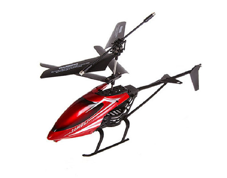 2.5 Channel RC Helicopter with Gyro flight stability easy to control(Hong Kong)