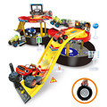 Blaze Monster Machines Kids Tire Parking Toys Vehicle Car Classical Toy Action Toy Figures Transformation Toy