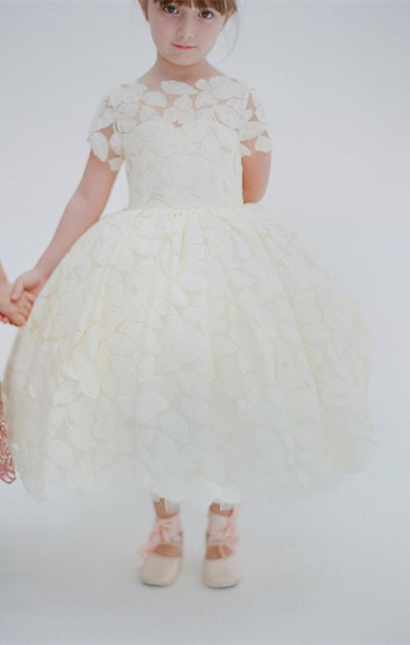 flower girl dresses 2015 free shipping robe de communion. Black Bedroom Furniture Sets. Home Design Ideas