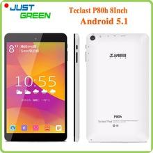 Планшет Teclast P80H 8 дюймов 1280×800 IPS MTK8163 4 ядра 1GB RAM 8GB ROM 2MP OTG GPS Android 5.1 WIFI 2.4G/5G