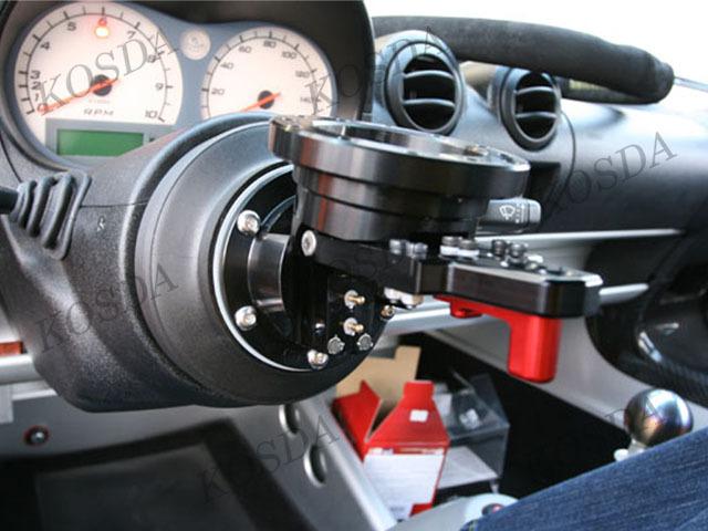 High Quality Pop-up Car Steering Wheel Hub Ataptor Steering Wheel Quick Release steering wheel hub adapter(China (Mainland))