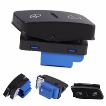 Buy High Sensitivity Front Left Side Car Door Lock Switch Cental Locking Button 1K0 962 125 VW CC Golf Jetta MK5 Central Switch for $2.33 in AliExpress store