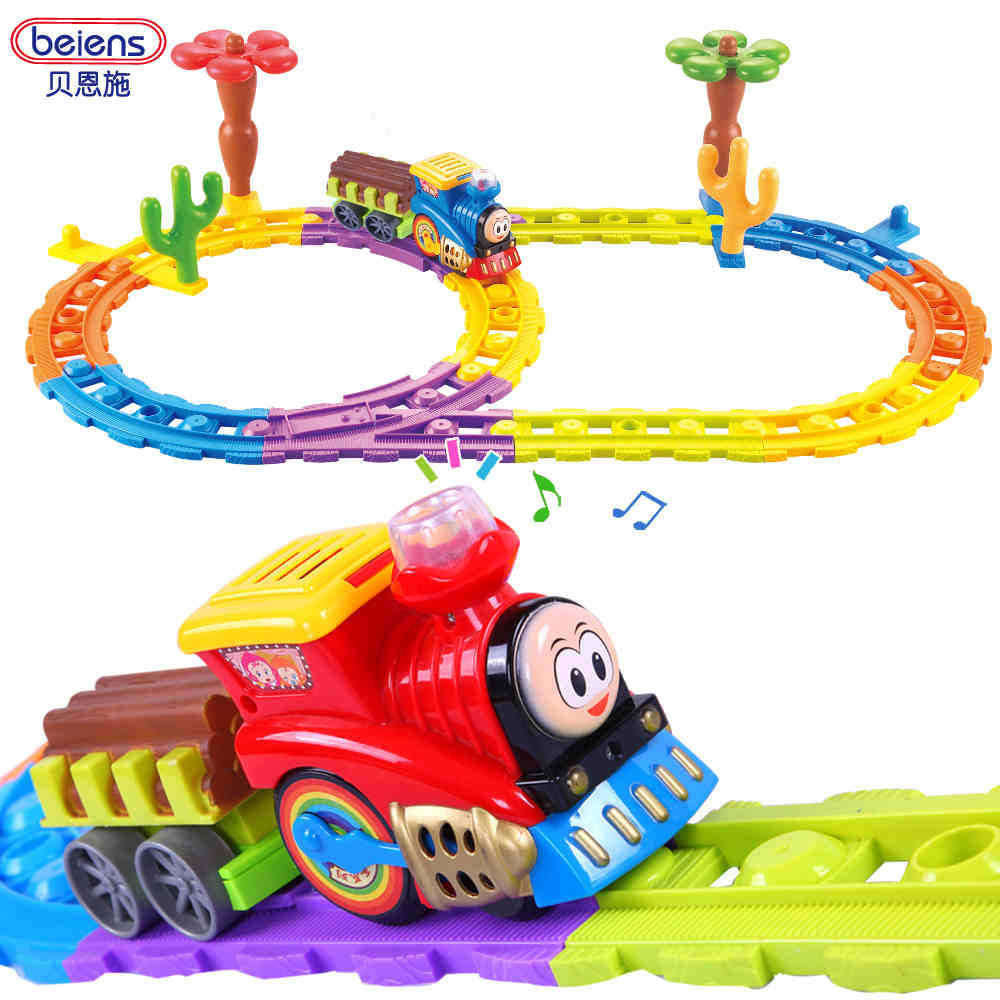Diecasts Toy Vehicles Kids Toys Thomas train Toy Model Cars electric puzzle Building slot track Rail transit  SXR