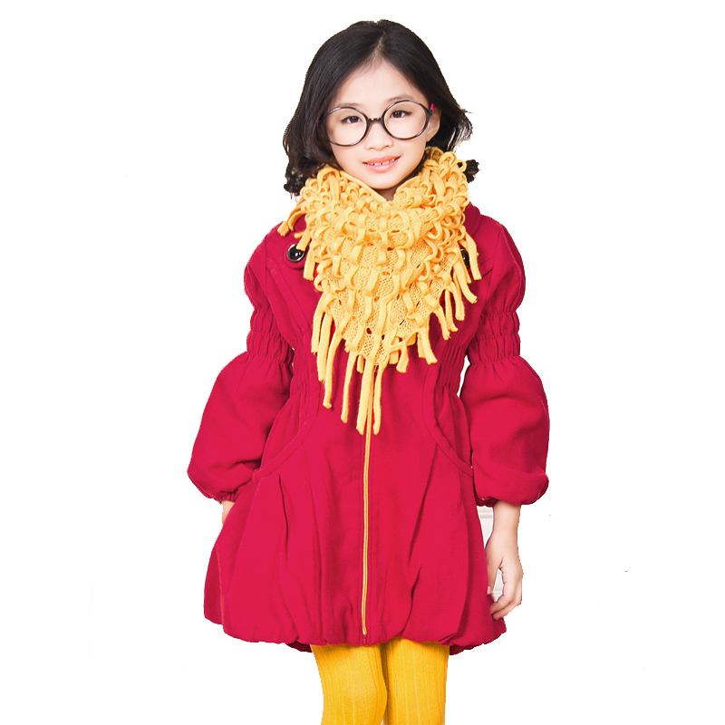 Fashionable girls dress coats will keep her warm on winter's coldest days – and thanks to our discount prices will keep your bank account in good shape as well. Select stylish girls winter coats and always popular girls pea coats and make her day a cozy one.