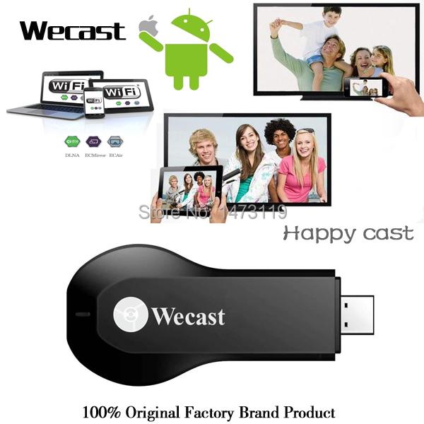 wecast RK2928 Miracast Dongle Wifi Streaming to TV Wireless Display as Google Chromecast Digital HD Tv stick Media Streamer(China (Mainland))