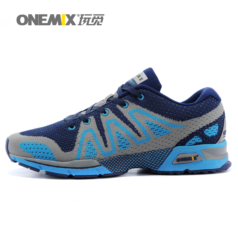 ONEMIX 2016 New Men Athletic Shoes Running Sapatos Masculinos Zapatillas Walking Outdoor Sport 1035 - fujianfsf Store store