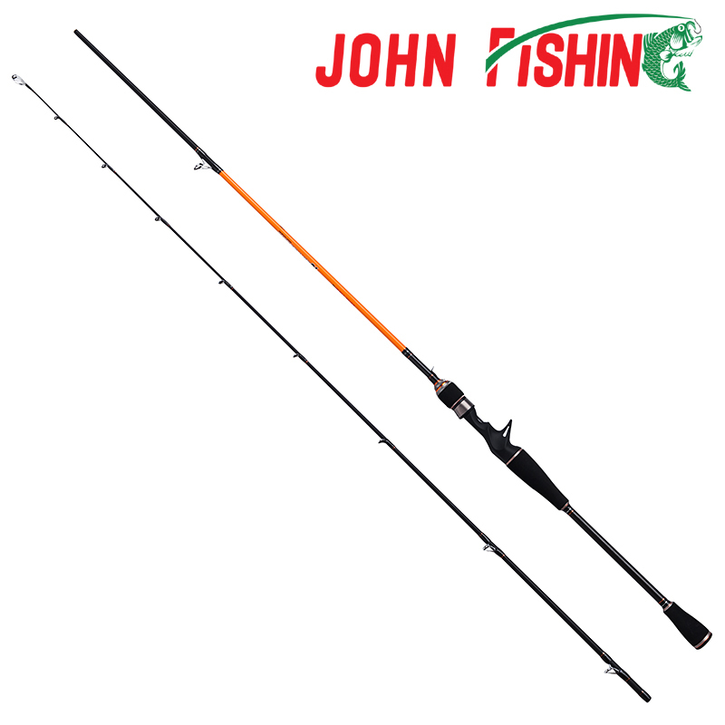 2.1m Casting Fishing Rod High Carbon M Power Line Weight 7-17LBS Spinning Vara de Pesca Lure Fishing Tackle Canne Fishing Pole(China (Mainland))