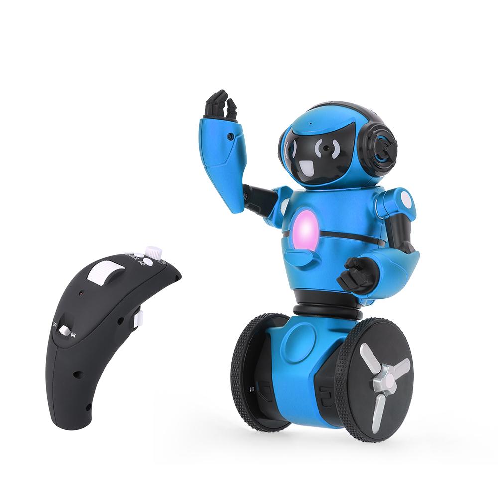 Original WLtoys F1 2.4G Multi-function Two Wheels Intelligent Balance G-sensor RC Robot(China (Mainland))