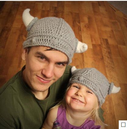 Fashion Baby's Headwear Cute Cotton Bandanas Pirates Horn.Birthday Party Hair Accessories Hear Bandage Headband for Love Baby(China (Mainland))