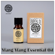Famous brand free shipping pure natural aromatherapy Ylang ylang essential oil Aphrodisiac effect Relax Skin care 10ml30ml100ml