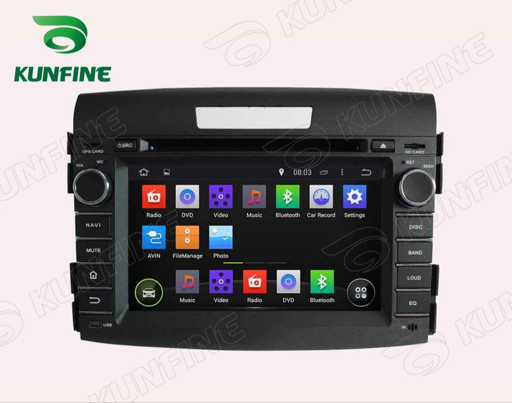 Quad Core HD Screen Android4.4 Car DVD GPS Navigation Player for Honda CRV 2012 Radio 3G&amp;Wifi steering wheel control with Remote<br><br>Aliexpress
