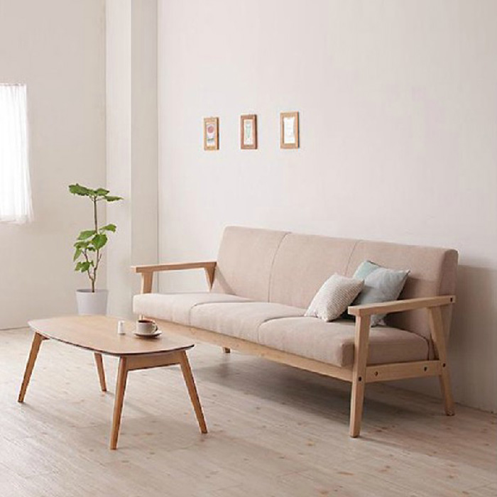 Online buy wholesale wood sofas from china wood sofas for Cheap wooden furniture