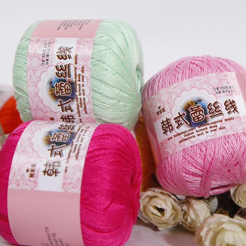 Из чего делают нитки для вязания 84