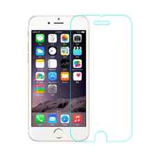 0.3mm Real Premium Tempered Glass for iPhone 6 4.7″ 9H Hard 2.5D 9H harness HD Covering Front Screen Protector with Clean Tools