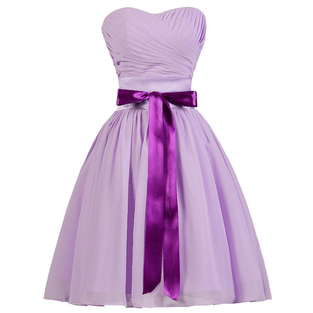 Buy grace karin cheap purple bridesmaid for Wedding party dress up