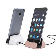 Buy Hot Sale Sync Data Charging Dock Station Cellphone Desktop Docking Charger & USB Cable Samsung HTC LG Android Phones for $4.99 in AliExpress store