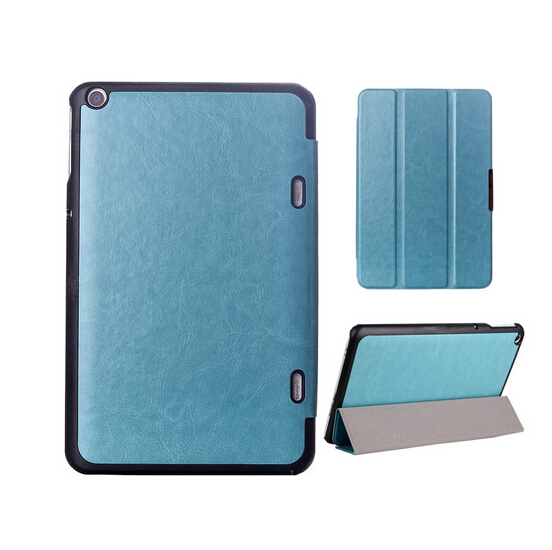 20pcs/lot Folio Stand Ultra Slim Custer Patterns&amp;Metal Magnetic Lock Leather Case Smart Cover For Toshiba Encore 2 WT8 8 Tablet<br><br>Aliexpress