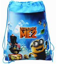 Children school bag cartoon backpacks child mochila infantil kid bag little yellow man backpacks school bags