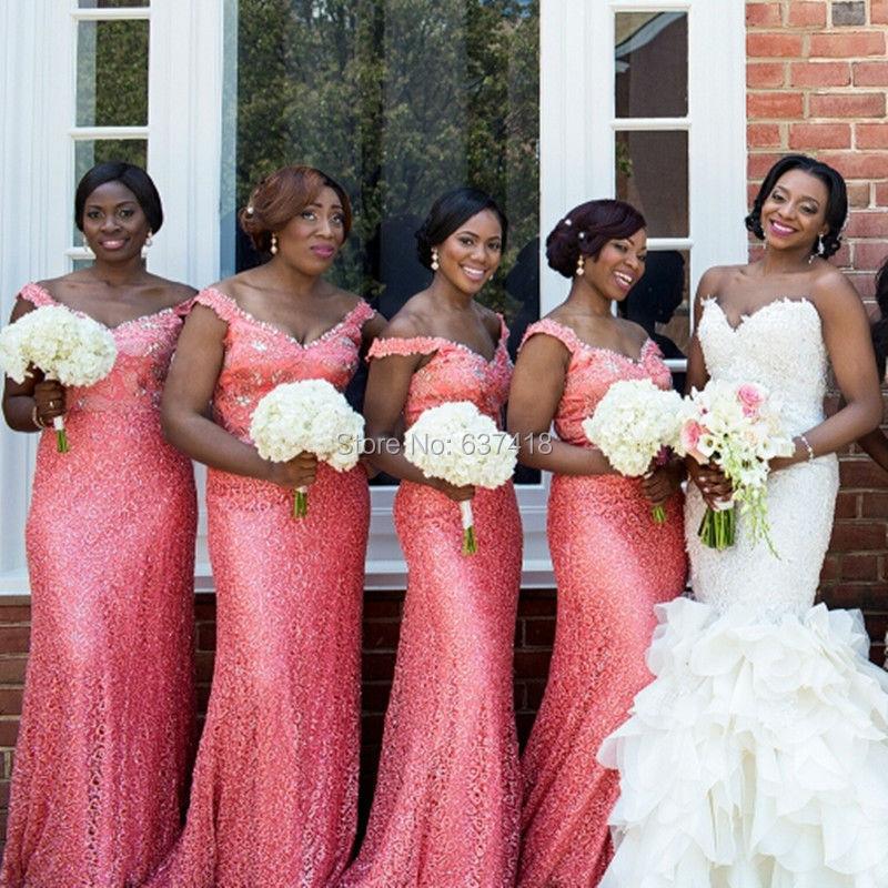 Magnífico Bridesmaid Coral Dresses Ideas Ornamento Elaboración ...