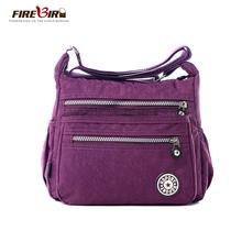 FIREBIRD!ladies handbags 2016 new women shoulder bag Waterproof nylon bag bolsa feminina Messenger women bag bolsos H162(China (Mainland))