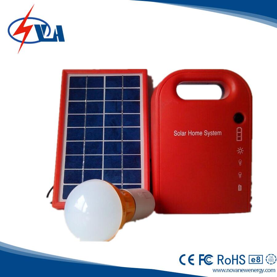 Hot sale 3w solar generator solar power system for travel(China (Mainland))