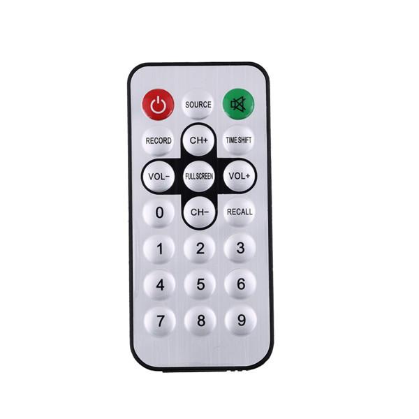 1Pc Free Shipping USB2 0 Digital DVB T SDR DAB FM HDTV TV Tuner Receiver Stick