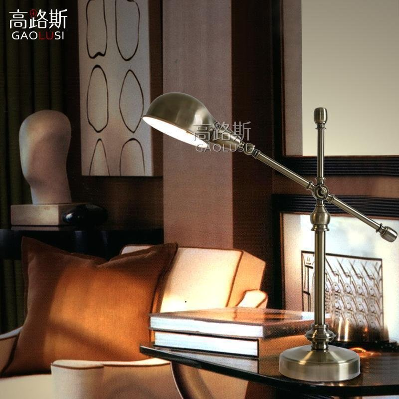Online Buy Wholesale Brass Desk Lamps From China Brass