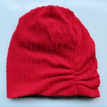 1pcs Spring female beanie hat women or baby hat cap warm beanies hat for woman and 1-3 years old baby kid bonnet gorros invierno(China (Mainland))