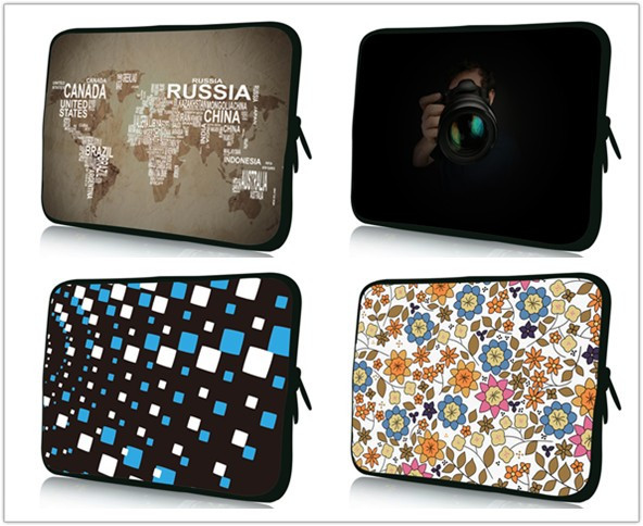 """Personality Design 7""""10""""12""""13""""14""""15""""17""""inch laptop bag tablet computer bag neoprene protective sleeve netbook For computer Case(China (Mainland))"""
