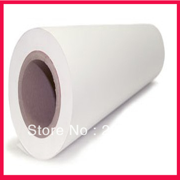 Eco Solvent pp synthetic dark roll paper for large format printing