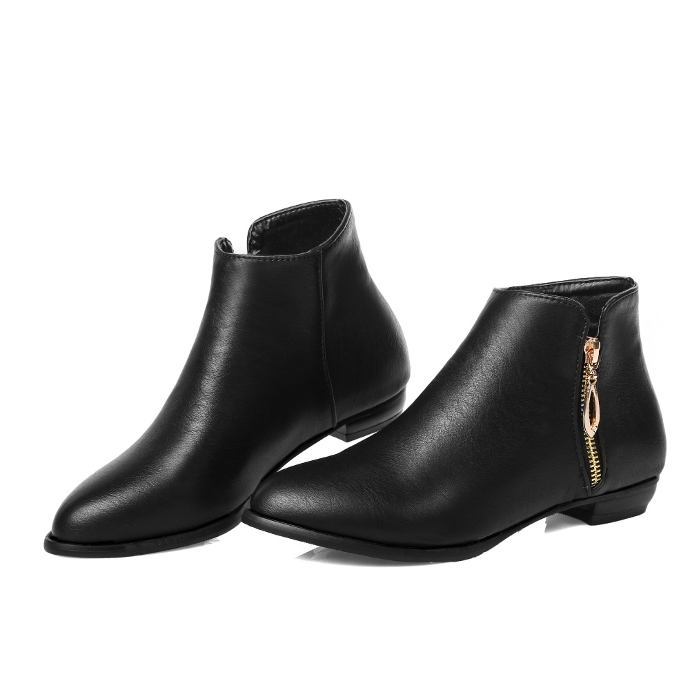 Shop for black leather ankle boots online at Target. Free shipping on purchases over $35 and save 5% every day with your Target REDcard.