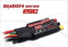 Original EMAX Simon K 30A ESC OPTO 2-6S lipo NONE BEC for DIY quadcopter FPV drone F450 F550 T680