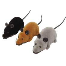Funny Wireless RC Rat Mice Mouse Novelty Remote Control Cat Dog Toy Mouse Pet Gift Color