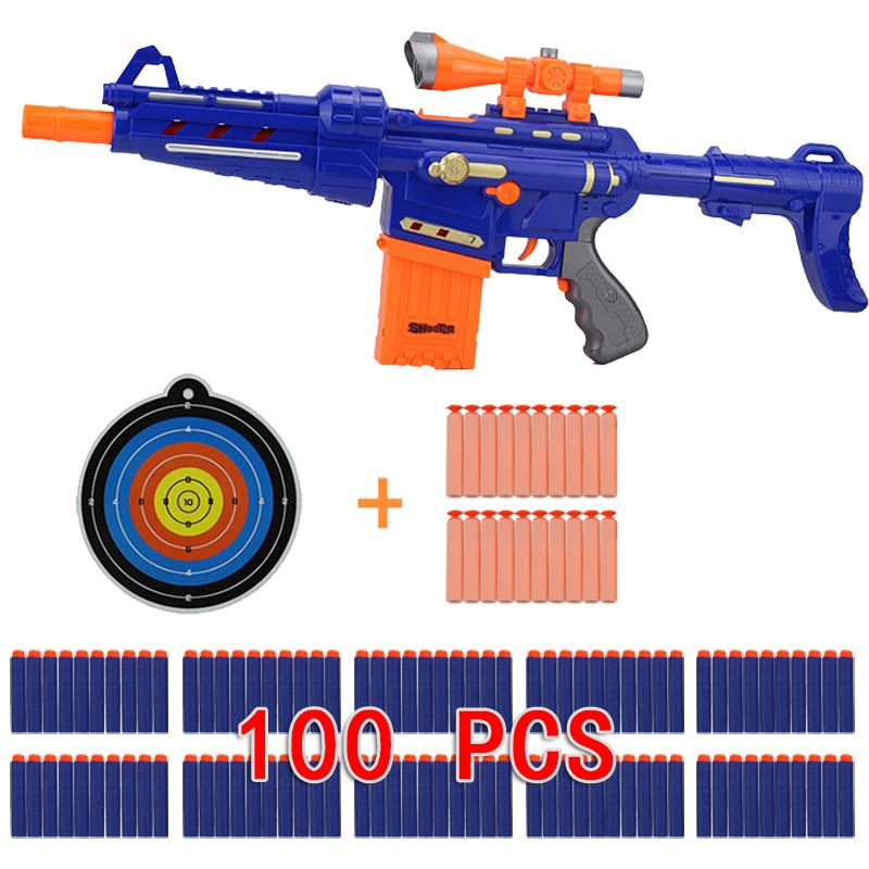 how to make a powerful nerf gun