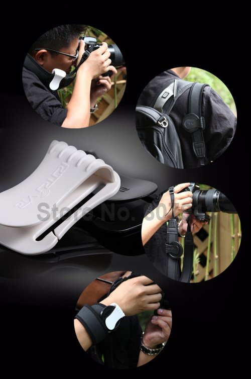 White Universal Lens Cap Anti-losing Holder Clip Buckle fo DSLR Digital Camera Can&n Nik&n Samsung 52mm 55mm 58mm 62mm 72mm 77mm(China (Mainland))