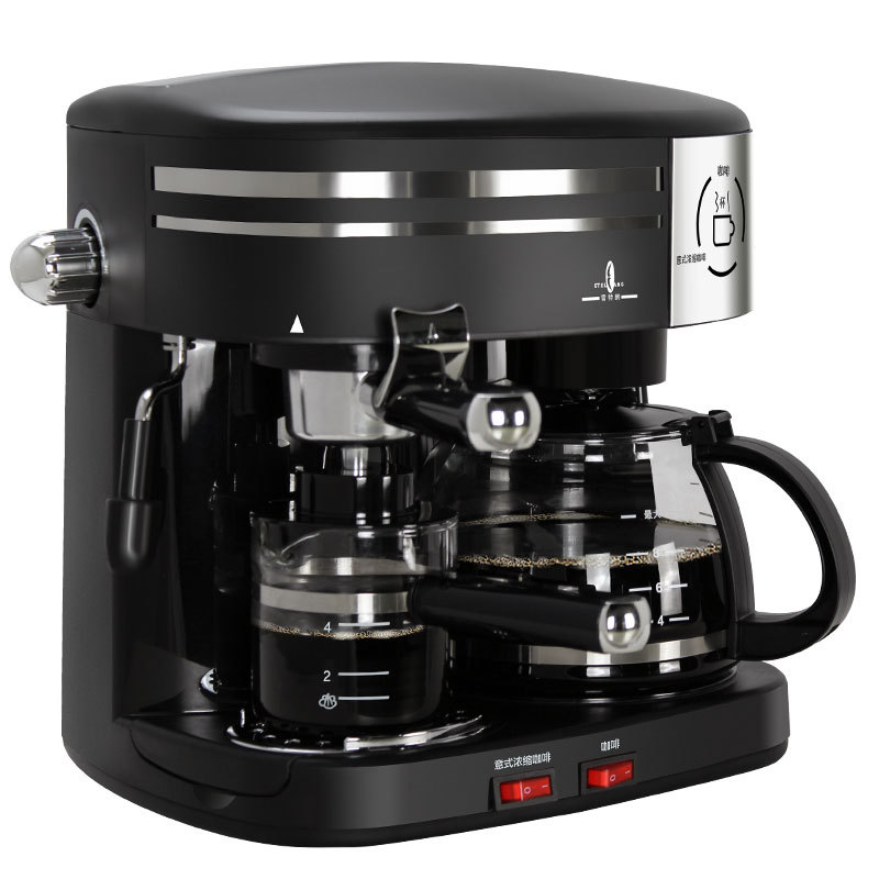 Coffee Makers That Use Beans : Automatic coffee machine, high pressure steam type, milk foam, grinding beans, semi automatic ...