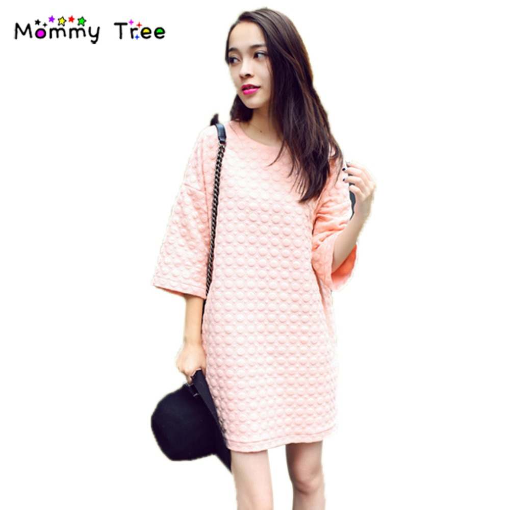 Online get cheap pink dress for pregnant aliexpress alibaba autumn winter maternity dress cute pink dresses for pregnant women pregnancy clothes casual pregnant dress maternity ombrellifo Image collections