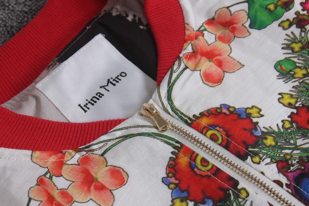 Скидки на Детская одежда Цветочные мода Новая Семья Соответствующие Наряды Мать Дочь Одежда Бейсбол Куртки Дети Родитель Пальто SW150802