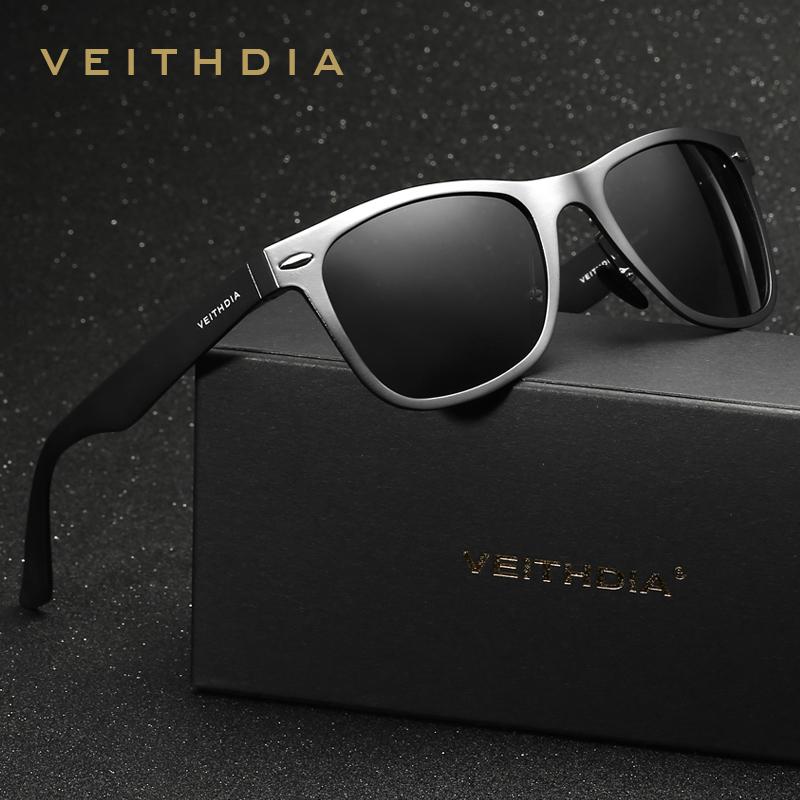 VEITHDIA Aluminum Men's Polarized Mirror Sun Glasses Male Driving Fishing Outdoor Eyewears Accessories Sunglasses For Men 2140(China (Mainland))
