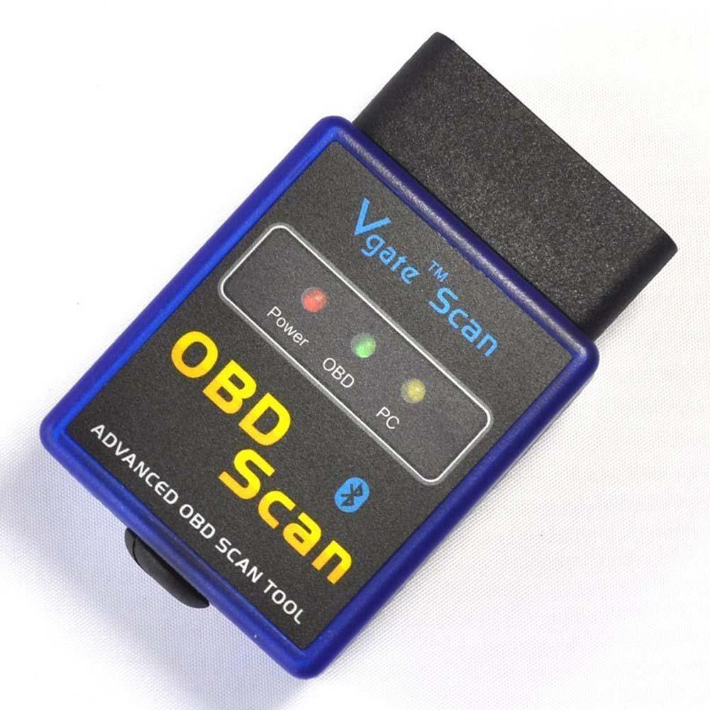 Mini VGate Car Scan Test ELM327 Bluetooth OBD2 V2.1 OBDII Auto Torque Scanner diagnostic tool car detector A103(China (Mainland))