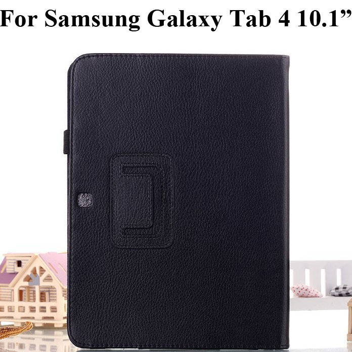 PU leather stand case Samsung Galaxy Tab 4 10.1 inch T530, galaxy tab tablet cover bag. - Raincoo Industrial Company Limited store