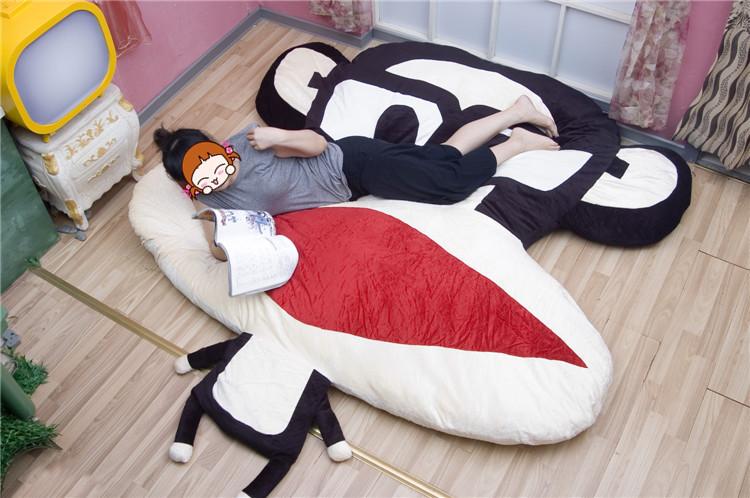 Compra grandes cojines en el suelo online al por mayor de - Cojines grandes cama ...