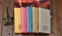Hot sale Genuine leather Wallets 5 colors unisex oxhide purse card holder men s or women