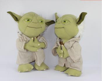 Yoda plush 9