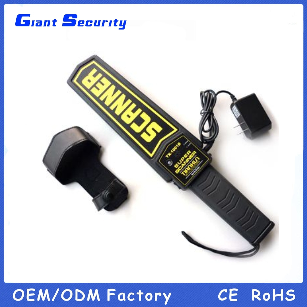 High Sensitivity Hand Held Metal Detector sales - Giant security electronic equipment co., LTD store